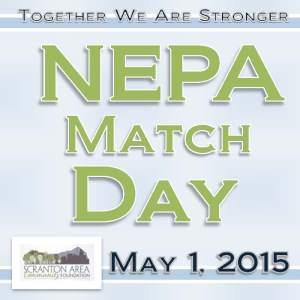 Match Day 2015 logo